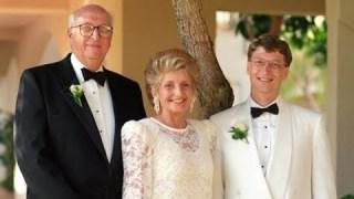 Qui contrôle la famille Gates ?