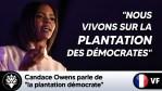 """Candace Owens parle de """"plantation démocrate"""""""