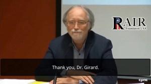 Conférence Dr. Girard:  Cᴏᴠɪᴅ19  Vous êtes récalcitrant? isolement préventif forcé pendants 14 jours