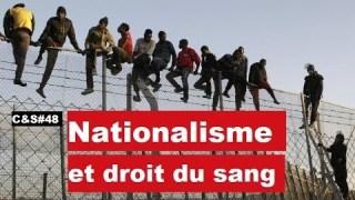 Culture & Société – Nationalisme et droit du sang