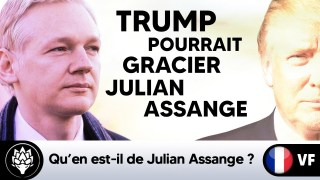 Donald Trump pourrait gracier Julian Assange #Wikileaks