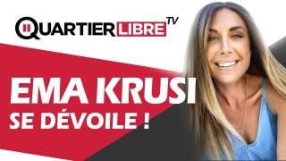 Ema Krusi se dévoile sur Quartier Libre TV
