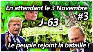En attendant le 3 Novembre #3 – le peuple rejoint la bataille !