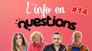 Info en Questions #14 – LIVE