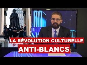 La révolution culturelle anti-Blancs