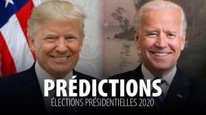 LE CANDIDAT AVEC GILBERT THIBODEAU – PRÉDICTIONS – PRÉSIDENTIELLES 2020