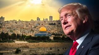 Trump et la reconnaissance de Jerusalem comme Capitale d'Israël