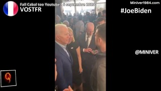 [VOSTFR] Deux vétérans de l'armée américaine interpellent Joe Biden [CENSURÉ]