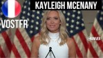 [VOSTFR] Kayleigh McEnany partage son parcours personnel de santé au comité national républicain [CENSURÉ]