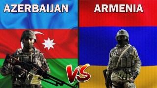 Arménie VS Azerbaidjan 14.10.2020
