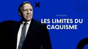 François Legault s'apprête-t-il à découvrir la limite du caquisme?