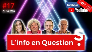 Info en Questions #17 – LIVE