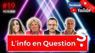 Info en Questions #19 – LIVE