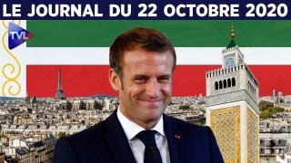 Macron : l'indécent pompier pyromane – Le journal du jeudi 22 octobre 2020