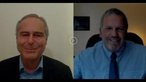 Professeur Christian Perronne en entrevue avec Daniel Pilon