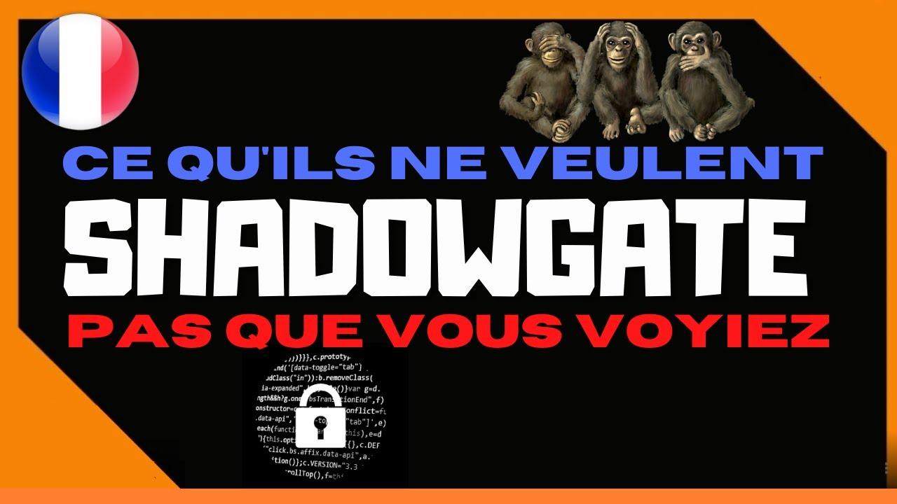 [VOSTFR] Shadowgate 1.0 L'Incroyable censure. [CENSURÉ]