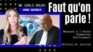 Actions en justice – Me Brusa