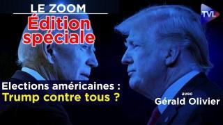Edition Spéciale Zoom – Présidentielle Américaine : Trump s'imposera-t-il face au Système ?