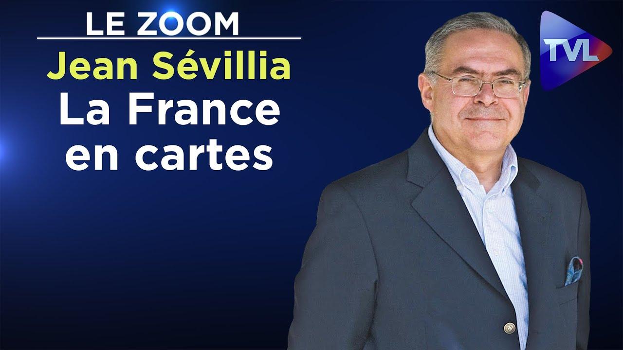 Jean Sévillia : La France en cartes - Le Zoom - TVL