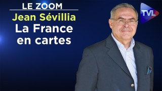 Jean Sévillia : La France en cartes – Le Zoom – TVL