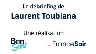 Le debriefing de Laurent Toubiana, épidémiologiste