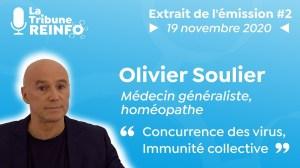 Olivier Soulier : Concurrence des virus – Immunité naturelle