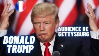 [VOSTFR] Historique : Donald Trump lors de l'audience à Gettysburg le 25 novembre 2020