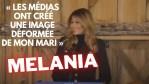 [VOSTFR] Melania Trump : « Les médias ont créé une image déformée de mon mari » [CENSURÉ]