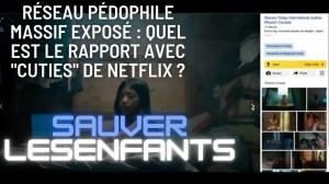 """[VOSTFR] Réseau pédophile massif exposé : quel est le rapport avec """"Cuties"""" de Netflix ?"""
