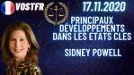 [VOSTFR] Sidney Powell | Principaux développements dans les états clés