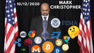 [VOSTFR] Bannissement mondial des corsaires ? FEMA ? Cryptos ? Mark Christopher 10/12/2020