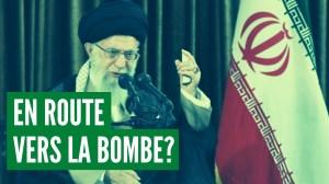 Bombe nucléaire: doit-on avoir peur de l'Iran?