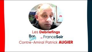 """Contre-amiral Augier, marins-pompiers de Marseille : """"nous sommes des trouveurs"""""""