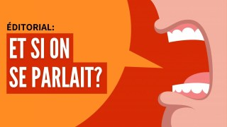 Et si on se parlait? – Éditorial de Benjamin Tremblay (Ép2)