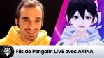 Fils de Pangolin 👉 interview par AKINA