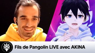 Fils de Pangolin 👉 interview par AKINA