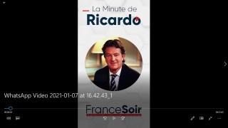 La Minute de Ricardo : l'affaire Duhamel, la loi du silence !