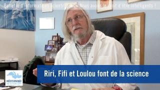 Riri, Fifi et Loulou font de la science