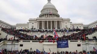 [VOSTFR] Le Capitole Washington DC 6 janvier 2021