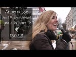 ANNEMASSE – Jeu & Rassemblement pour la liberté 🕊 13 02 21
