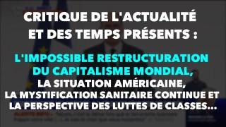 Francis Cousin : Critique de l'actualité et des temps présents – Février 2021