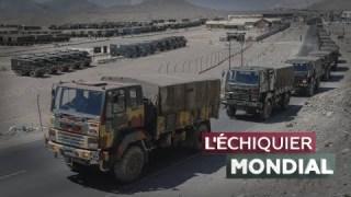 L'ECHIQUIER MONDIAL. Chine vs Inde : le combat des géants