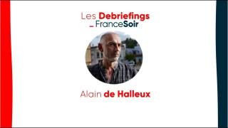 """Alain de Halleux, réalisateur du """"Grain de sable dans la machine"""""""