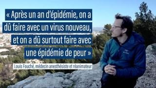 Dr Louis Fouché : le défi de la parité et de la vérité sur le Covid-19