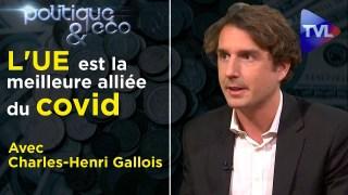 Frexit contre l'Etat profond de l'UE – Politique & Eco n°289 avec Charles-Henri Gallois – TVL