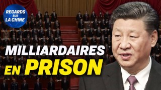 Huawei cible la France avec ses infrastructures; Des milliardaires chinois emprisonnés par le régime