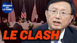 Les diplomates américains et chinois s'affrontent publiquement ; Deux canadiens jugés par le régime