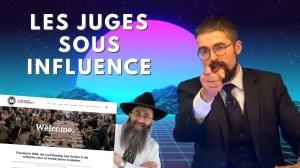 Les juges sous influence [EN DIRECT]