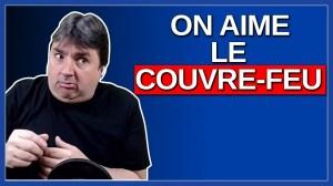 Les québécois veulent garder le couvre feu, d'après un sondage. Dit Arruda