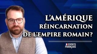 Philippe Fabry, historien | L'Amérique, réincarnation de l'empire romain ?